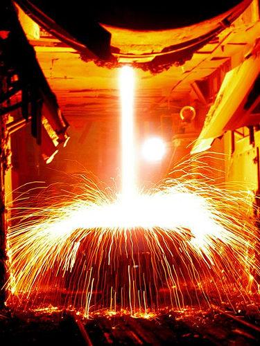 Steel Vat